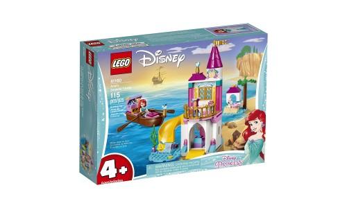 Конструктор LEGO Princess Disney «Морской замок Ариэль»