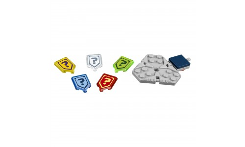 Конструктор LEGO NEXO KNIGHTS 70373 Комбо-силы NEXO