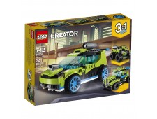 Конструктор LEGO Creator Суперскоростной раллийный автомобиль - 31074