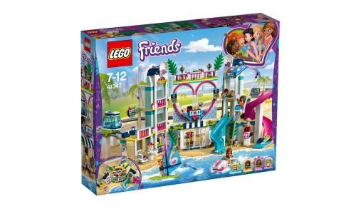 Конструктор LEGO Friends Курорт Хартлейк-Сити