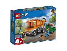 Конструктор LEGO City Транспорт: мусоровоз - 60220