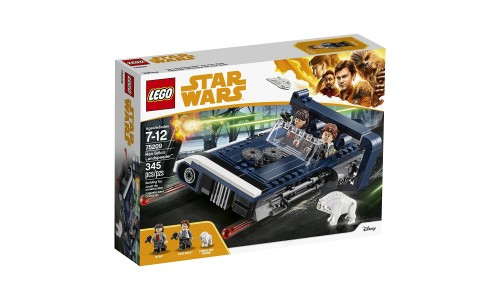 Конструктор LEGO Star Wars Спидер Хана Cоло