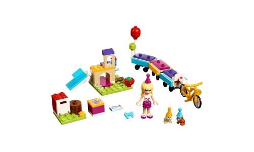 LEGO Friends 41111 День рождения: велосипед
