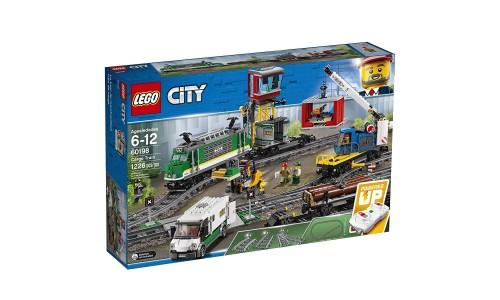 Уценка. Конструктор LEGO City Товарный поезд