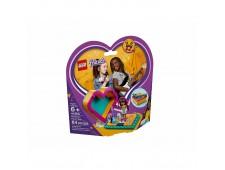 Конструктор LEGO Friends Шкатулка-сердечко Андреа - 41354