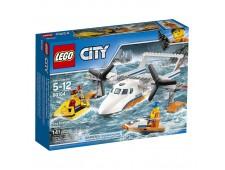 Конструктор LEGO City Coast Guard 60164 Спасательный самолет береговой охраны - 60164