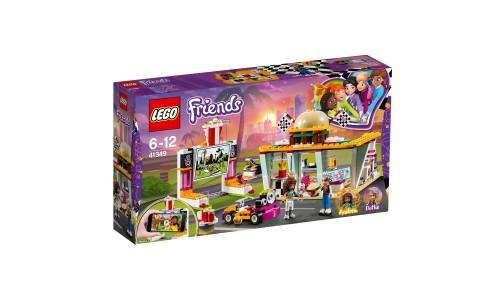 Конструктор LEGO Friends Передвижной ресторан