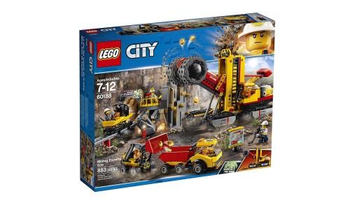 Конструктор LEGO Город Шахта